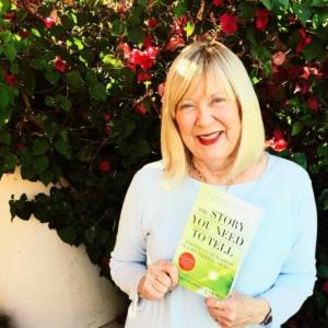 Story You Need to Tell Author, Sandra Marinella