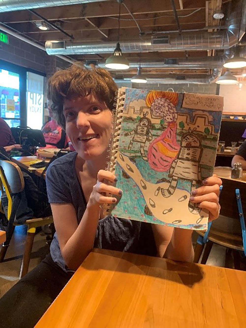 Katie's Story, Sandra Marinella