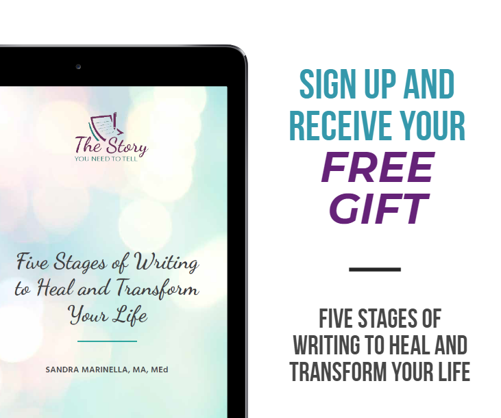 5 Stages of Writing to Heal and Transform Your Life
